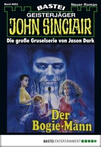 John Sinclair - Folge 0652Der Bogie-Mann【電子書籍】[ Jason Dark ]