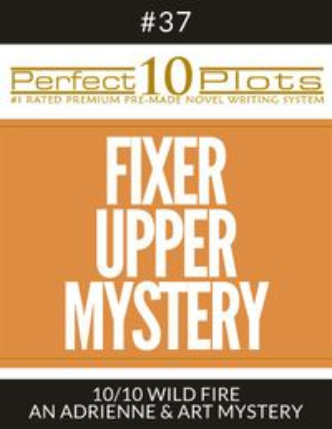 Perfect 10 Fixer Upper Mystery Plots #37-10