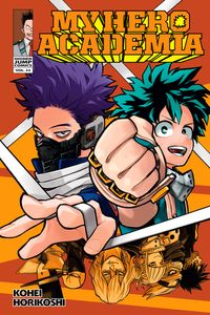 洋書, FAMILY LIFE & COMICS My Hero Academia, Vol. 23 Our Brawl Kohei Horikoshi