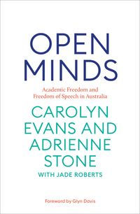 洋書, FAMILY LIFE & COMICS Open Minds Academic freedom and freedom of speech of Australia Carolyn Evans