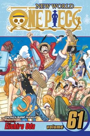 洋書, FAMILY LIFE & COMICS One Piece, Vol. 61 Romance Dawn for the New World Eiichiro Oda