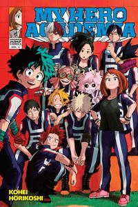 洋書, FAMILY LIFE & COMICS My Hero Academia, Vol. 4The Boy Born with Everything Kohei Horikoshi