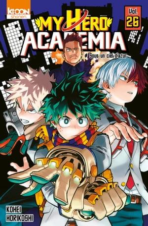 洋書, FAMILY LIFE & COMICS My Hero Academia T26 Kohei Horikoshi