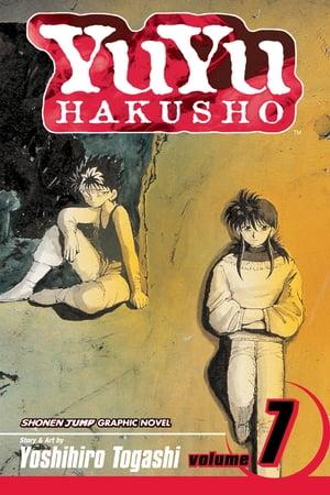 洋書, FAMILY LIFE & COMICS YuYu Hakusho, Vol. 7 Knife-Edge Death Match Yoshihiro Togashi