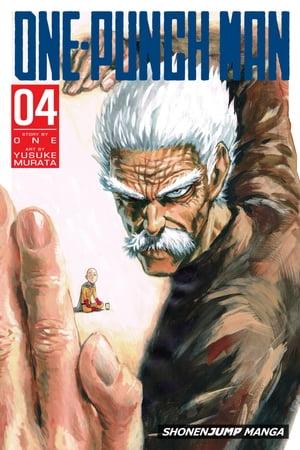 洋書, FAMILY LIFE & COMICS One-Punch Man, Vol. 4 ONE