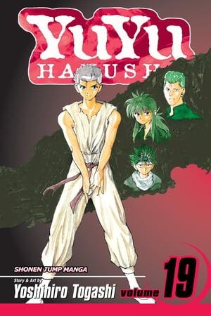 洋書, FAMILY LIFE & COMICS YuYu Hakusho, Vol. 19 The Saga Comes To An End! Yoshihiro Togashi