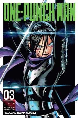 洋書, FAMILY LIFE & COMICS One-Punch Man, Vol. 3 ONE