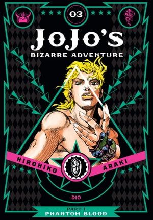 洋書, FAMILY LIFE & COMICS JoJos Bizarre Adventure: Part 1--Phantom Blood, Vol. 3 Hirohiko Araki
