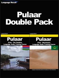 Pulaar Double PackLanguage Audio Learning Country Guide and Vocabulary Training Course Collection for Travel in The Gambia and Mauritania【電子書籍】[ Language Recall ]