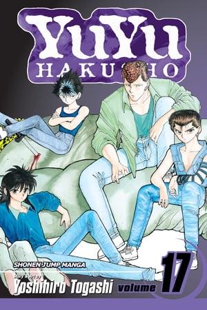 洋書, FAMILY LIFE & COMICS YuYu Hakusho, Vol. 17 Showdown! Yoshihiro Togashi
