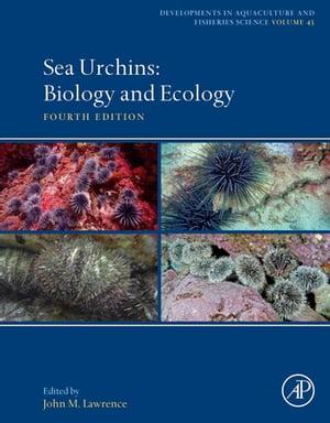 洋書, COMPUTERS & SCIENCE Sea Urchins Biology and Ecology