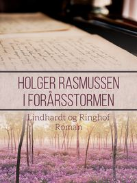 洋書, FICTION & LITERTURE I for?rsstormen Holger Rasmussen