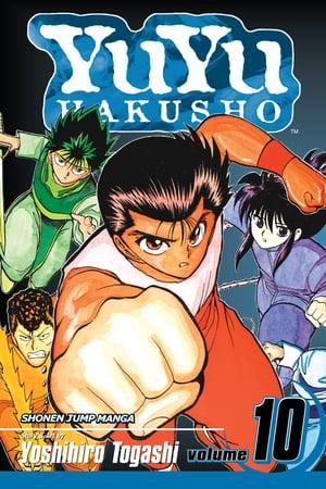 洋書, FAMILY LIFE & COMICS YuYu Hakusho, Vol. 10 Unforgivable!! Yoshihiro Togashi