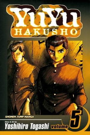 洋書, FAMILY LIFE & COMICS YuYu Hakusho, Vol. 5 Focus Your Mind As One! Yoshihiro Togashi