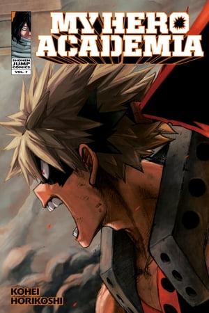 洋書, FAMILY LIFE & COMICS My Hero Academia, Vol. 7Katsuki Bakugo: Origin Kohei Horikoshi