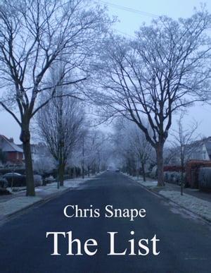 The List【電子書籍】[ Chris Snape ]