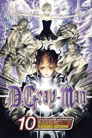 洋書, FAMILY LIFE & COMICS D.Gray-man, Vol. 10Noahs Memory Katsura Hoshino