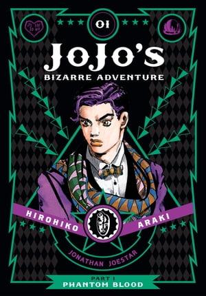 洋書, FAMILY LIFE & COMICS JoJos Bizarre Adventure: Part 1--Phantom Blood, Vol. 1 Hirohiko Araki