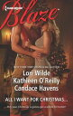All I Want For Christmas...Christmas Kisses\Baring It All\A Hot December Night【電子書籍】[ Lori Wilde ]