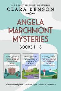 Angela Marchmont Mysteries Books 1-3【電子書籍】[ Clara Benson ]