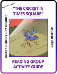 The Cricket in Times Square Reading Group Guide【電子書籍】[ Jason Elliott ]