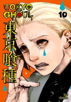 洋書, FAMILY LIFE & COMICS Tokyo Ghoul, Vol. 10 Sui Ishida