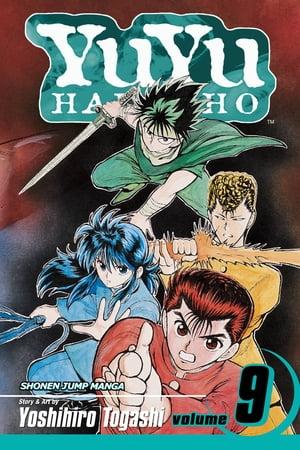 洋書, FAMILY LIFE & COMICS YuYu Hakusho, Vol. 9 The Huge Ordeal!! Yoshihiro Togashi