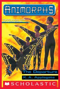 The Departure (Animorphs #19)【電子書籍】[ K.A. Applegate ]