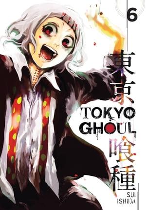 洋書, FAMILY LIFE & COMICS Tokyo Ghoul, Vol. 6 Sui Ishida