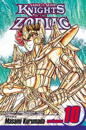 洋書, FAMILY LIFE & COMICS Knights of the Zodiac (Saint Seiya), Vol. 10 Shaka: Close to Godhood! Masami Kurumada