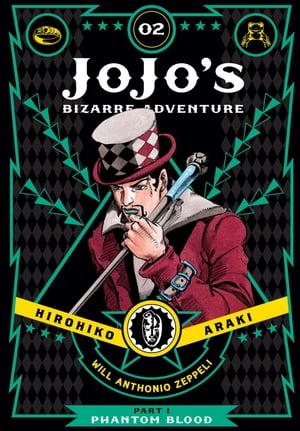 洋書, FAMILY LIFE & COMICS JoJos Bizarre Adventure: Part 1--Phantom Blood, Vol. 2 Hirohiko Araki