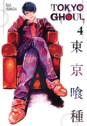 洋書, FAMILY LIFE & COMICS Tokyo Ghoul, Vol. 4 Sui Ishida