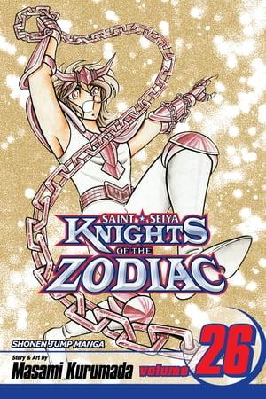 洋書, FAMILY LIFE & COMICS Knights of the Zodiac (Saint Seiya), Vol. 26 The Greatest Eclipse Masami Kurumada