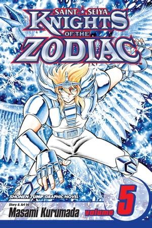 洋書, FAMILY LIFE & COMICS Knights of the Zodiac (Saint Seiya), Vol. 5Execution! Masami Kurumada