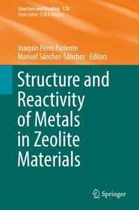 洋書, COMPUTERS & SCIENCE Structure and Reactivity of Metals in Zeolite Materials
