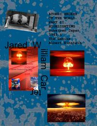 Atomic Enders of the World Part II【電子書籍】[ jared william carter ]