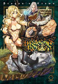 洋書, FAMILY LIFE & COMICS Dragons Crown Volume 1 Yuztan