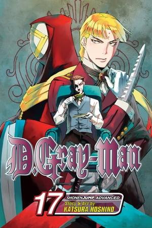 洋書, FAMILY LIFE & COMICS D.Gray-man, Vol. 17Parting Ways Katsura Hoshino