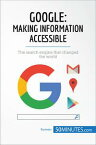 Google, Making Information AccessibleThe search engine that changed the world【電子書籍】[ 50MINUTES.COM ]