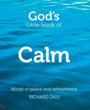 洋書, BUSINESS & SELF-CULTURE Gods Little Book of Calm Richard Daly