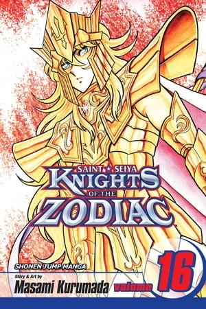 洋書, FAMILY LIFE & COMICS Knights of the Zodiac (Saint Seiya), Vol. 16 The Soul Hunter Masami Kurumada