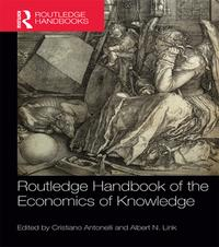 洋書, BUSINESS & SELF-CULTURE Routledge Handbook of the Economics of Knowledge