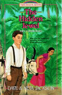 洋書, BOOKS FOR KIDS The Hidden JewelAmy Carmichael Dave Jackson