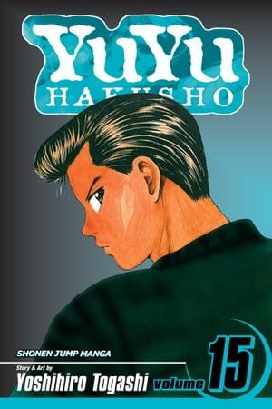洋書, FAMILY LIFE & COMICS YuYu Hakusho, Vol. 15 Showdown at the Eleventh Hour Yoshihiro Togashi