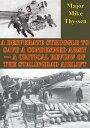 楽天Kobo電子書籍ストアで買える「A Desperate Struggle To Save A Condemned Army - A Critical Review Of The Stalingrad Airlift【電子書籍】[ Major Mike Thyssen ]」の画像です。価格は118円になります。