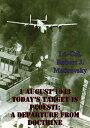楽天Kobo電子書籍ストアで買える「1 August 1943 - Today's Target Is Ploesti: A Departure From Doctrine【電子書籍】[ Lieutenant Colonel Robert J. Modrovsky ]」の画像です。価格は118円になります。