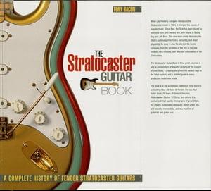 洋書, ART & ENTERTAINMENT The Stratocaster Guitar Book A Complete History of Fender Stratocaster Guitars Tony Bacon
