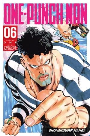 洋書, FAMILY LIFE & COMICS One-Punch Man, Vol. 6 ONE