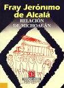 楽天Kobo電子書籍ストアで買える「Relaci?n de Michoac?n【電子書籍】[ fray Jer?nimo de Alcal? ]」の画像です。価格は50円になります。