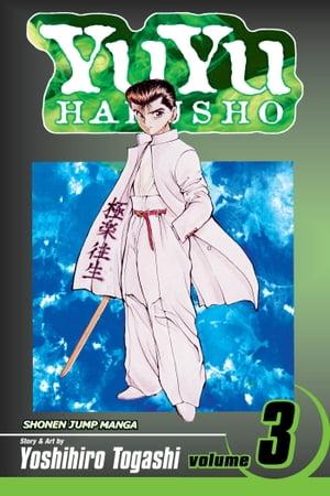 洋書, FAMILY LIFE & COMICS YuYu Hakusho, Vol. 3 In The Flesh Yoshihiro Togashi